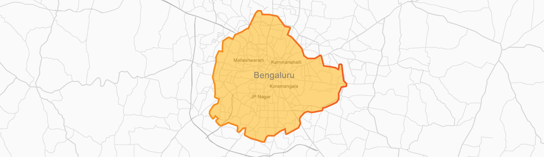 Bangalore Location