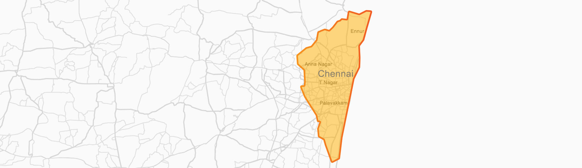 Chennai Location